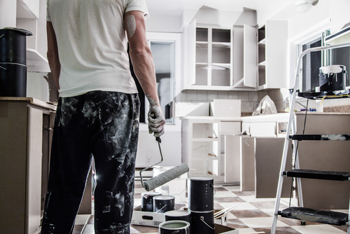 Home renovations using a contractor makes for a great decision.
