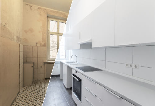 Kitchen Renovations while staying within your budget