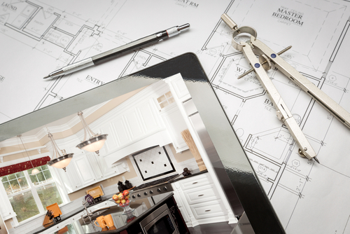 Using professional contractors for your home kitchen remodel